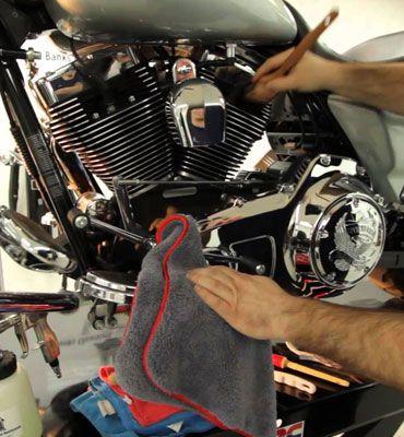 bike detailing